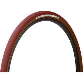 Panaracer GravelKing Slick Vouwband 700x35C TLC, bordeaux/brown